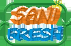 SaniFresh – wynajem, serwis, obsługa toalet przenośnych na terenie miast Ozorków, Zgierz, Łódź, Poddębice, Łęczyca, Kutno, Głowno, Stryków, powiat zgierski i województwa Łódzkiego